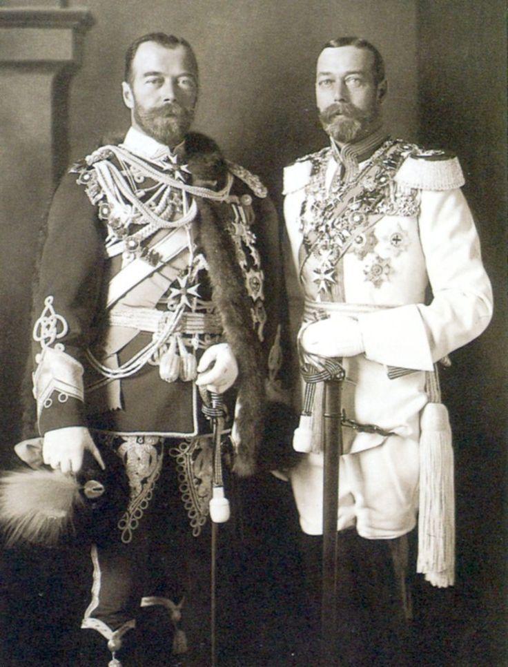 Old Pics Archive On Czar Nicolau Ii