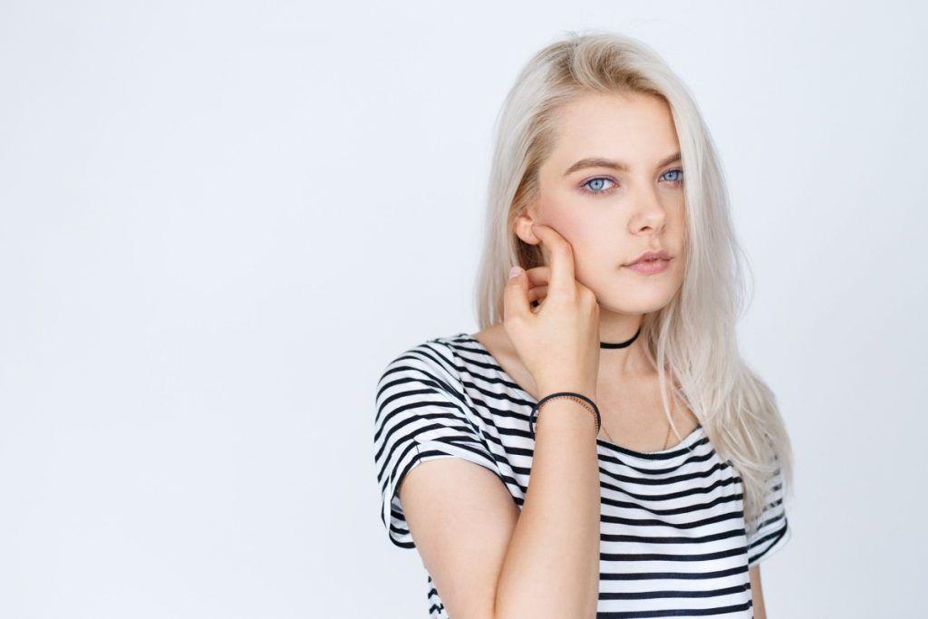 Scandinavian Stereotypes Truths Myths In 2020 Dyed Hair Blonde Hair Blue Eyes Blonde Hair Dark Eyes