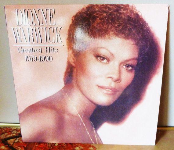 Dionne Warwick Greatest Hits 1979 1990 Lp Vintage By Spacemodyssey Friends In Love Vintage Music Vintage Vinyl Records