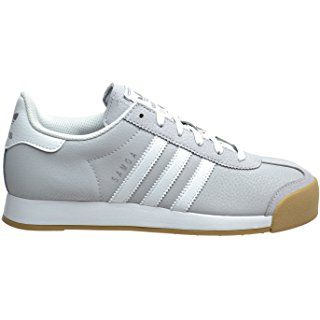 Adidas Samoa Women s Shoes Light Solid Grey White Silver Metallic bb8984 01dc88211