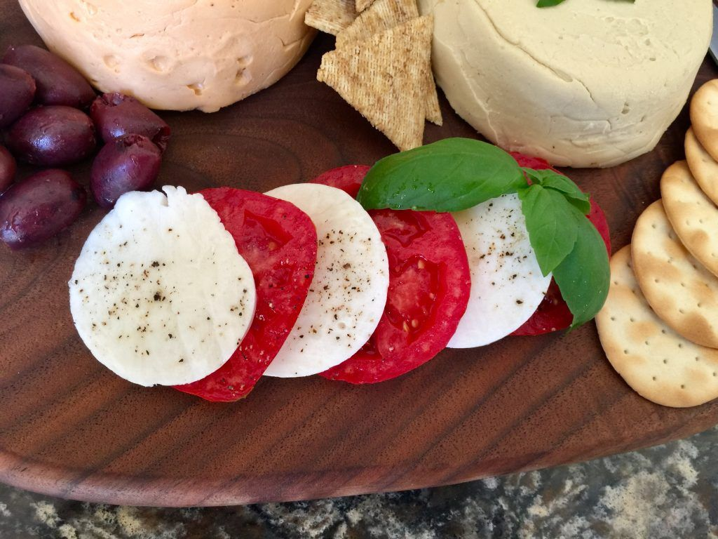 Creamy Delicious Vegan Cheese Vegan Mozzarella Recipes With Mozzarella Cheese Gluten Free Dairy Free Recipes