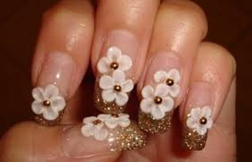 expensive acrylic nails