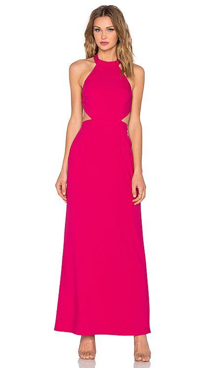 NBD x Naven Twins XO Maxi Dress in