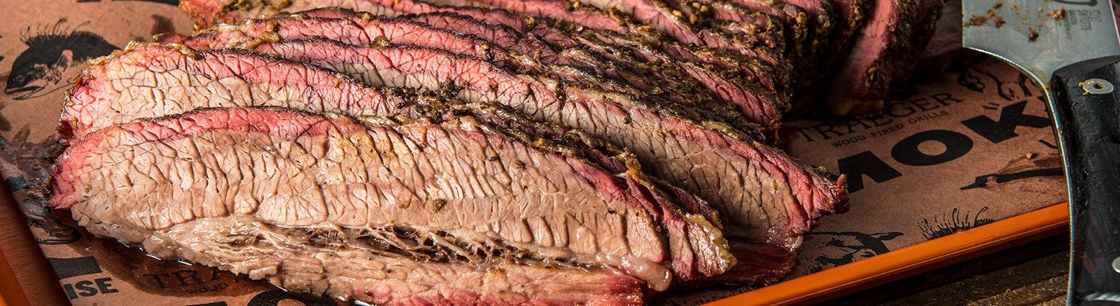 Texas Style BBQ Brisket by Doug Scheiding Difficulty4/5