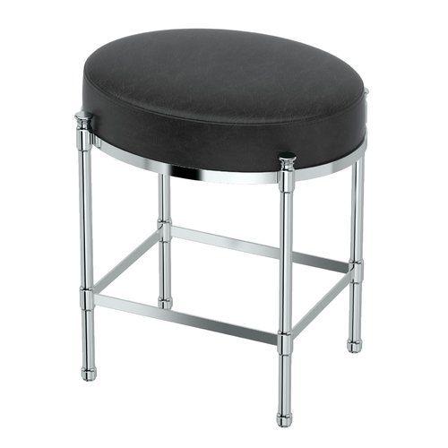 Pleasing Oval Vanity Stool With Cushion Vanity Stool Vanity Stool Ncnpc Chair Design For Home Ncnpcorg