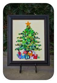 christmas decoration from buttons - Google Search