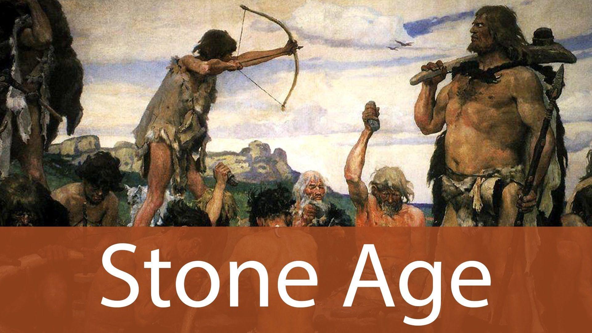 Stone Age Art History From Goodbye Art Academy