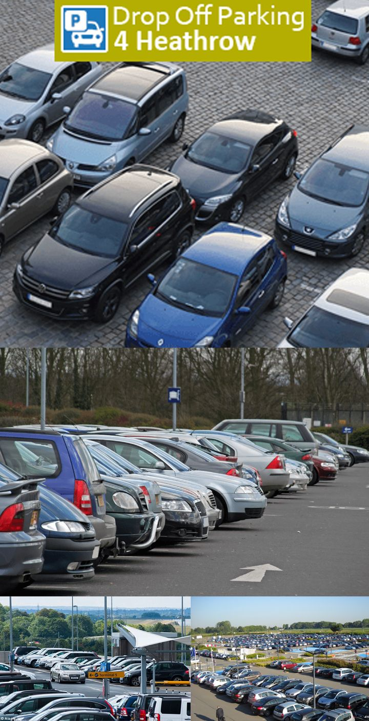 Drop Off Parking At London Heathrow Terminals 1 2 3 4 5 Going