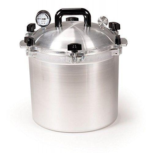 All American 921 21 1 2 Quart Pressure Cooker Canner