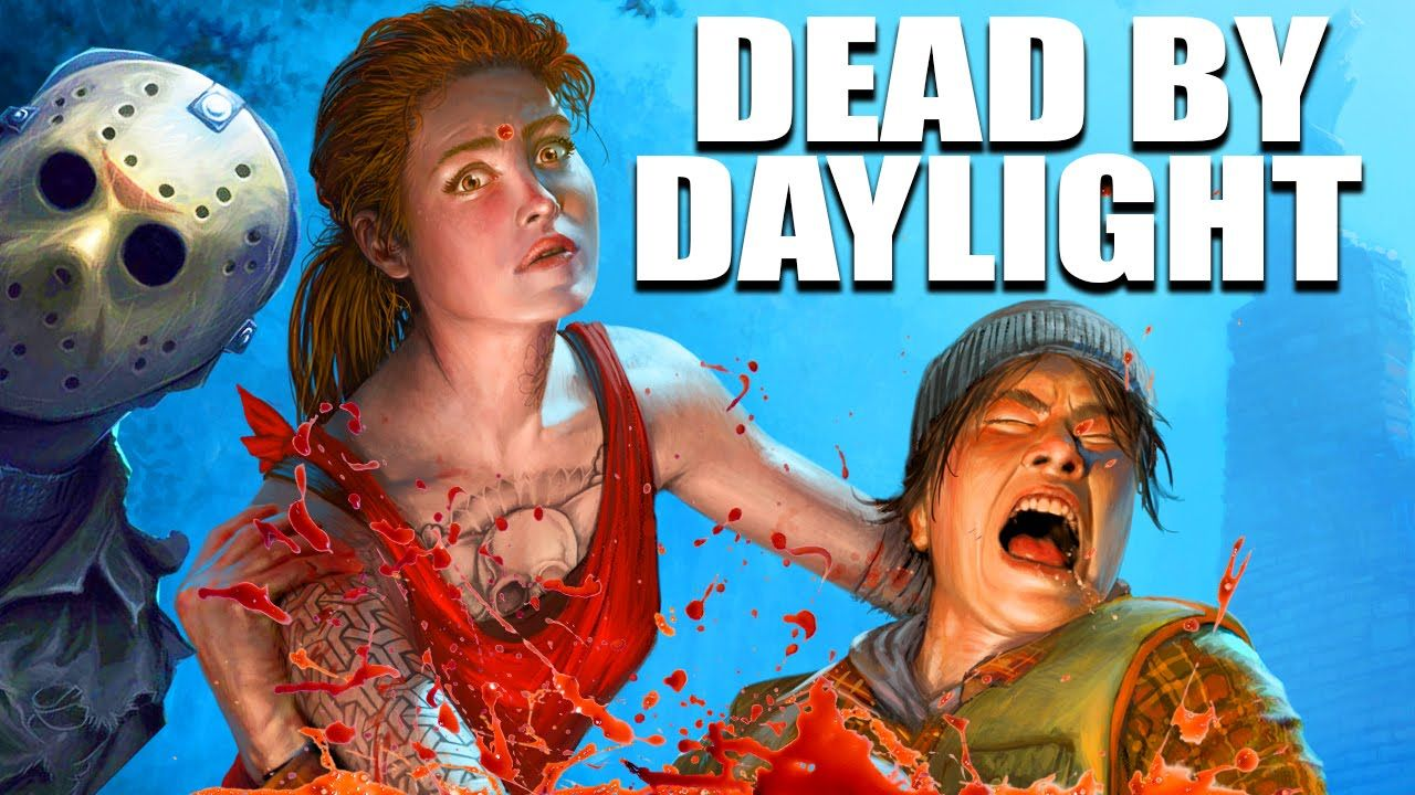 Dead By Daylight SCARIEST MULTIPLAYER HORROR GAME! (Dead