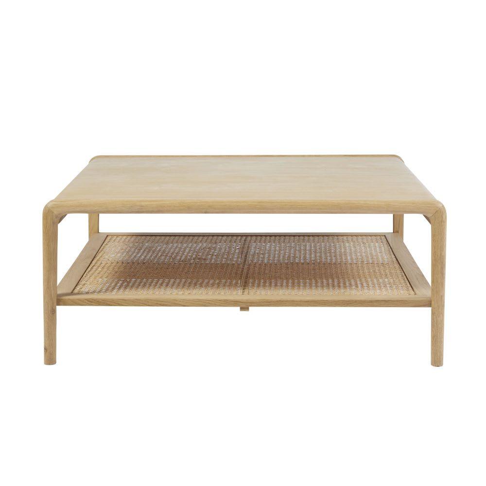 Tafels En Bureaus Table Basse Rotin Table Basse Scandinave Table Basse Carree