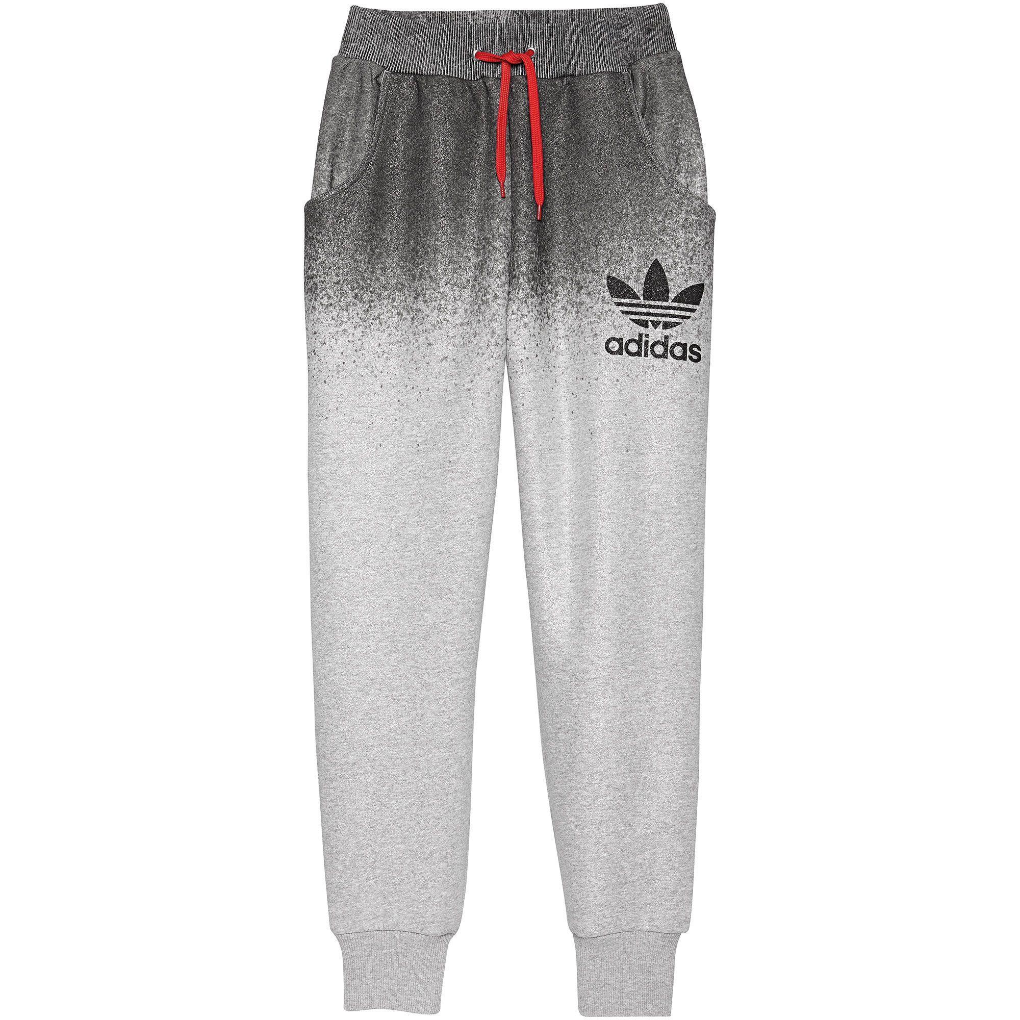 5e36f16bca143 adidas - Loose Pants