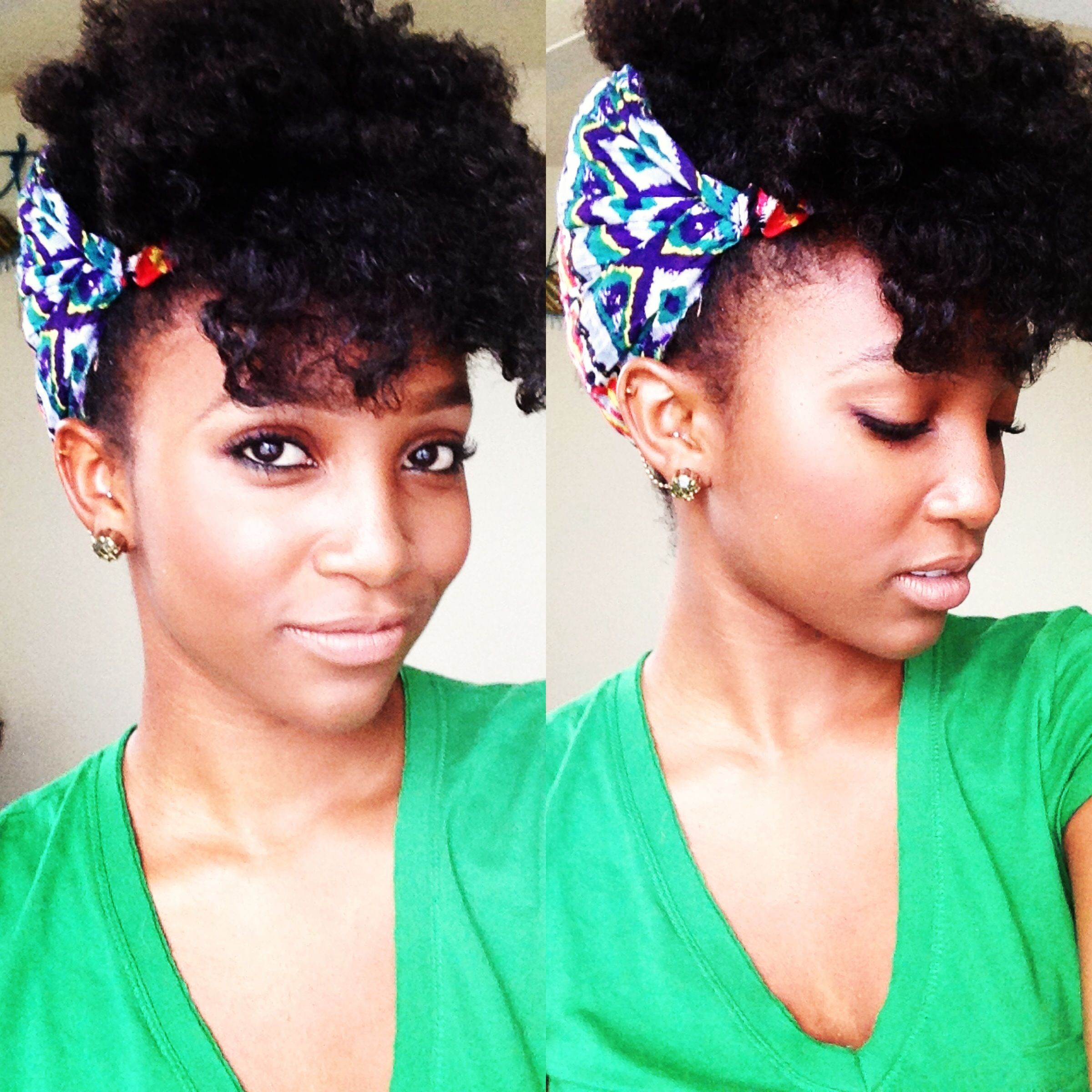 DIY Headscarf