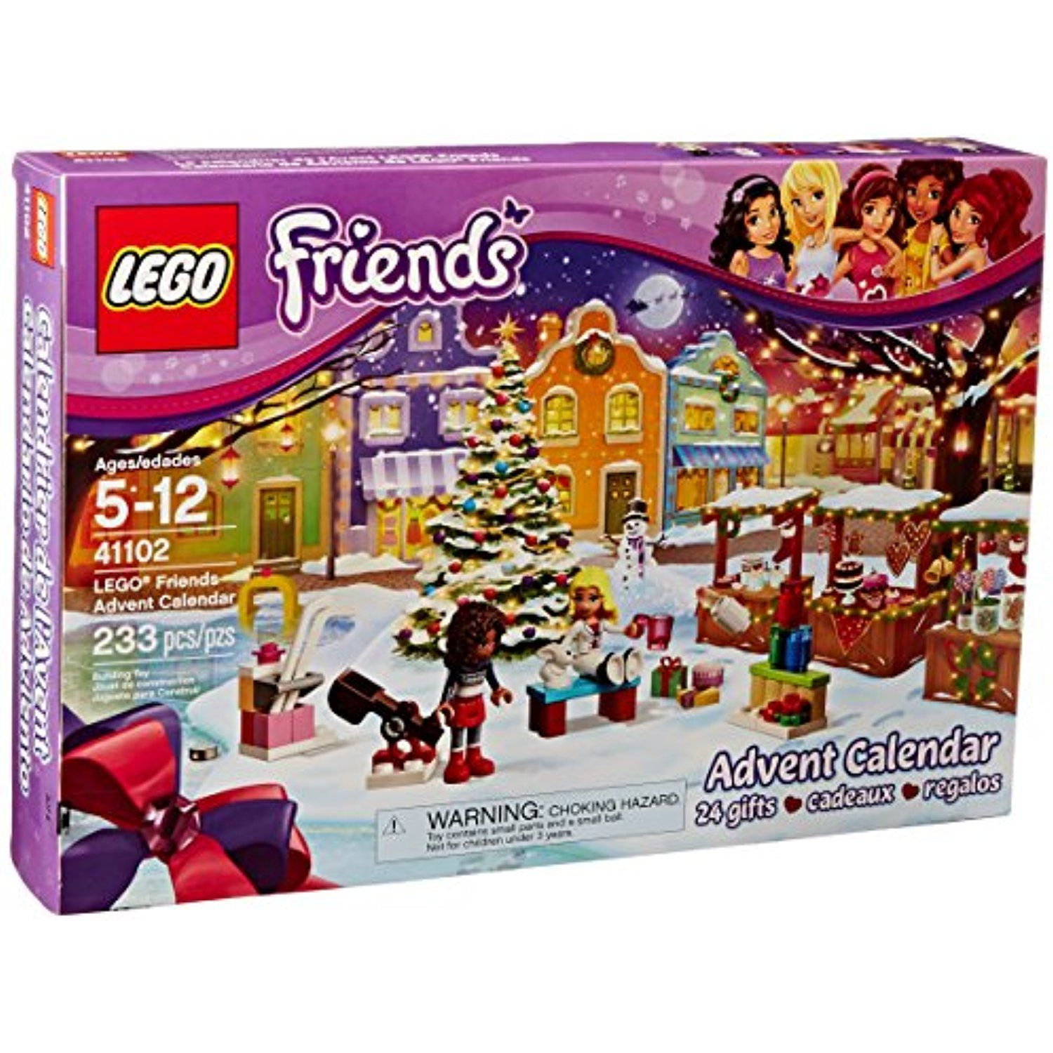 Lego Friends 41102 Advent Calendar Building Kit Discontinued By Manufacturer Want To Know More With Images Lego Friends Lego City Advent Calendar Christmas Gifts Toys