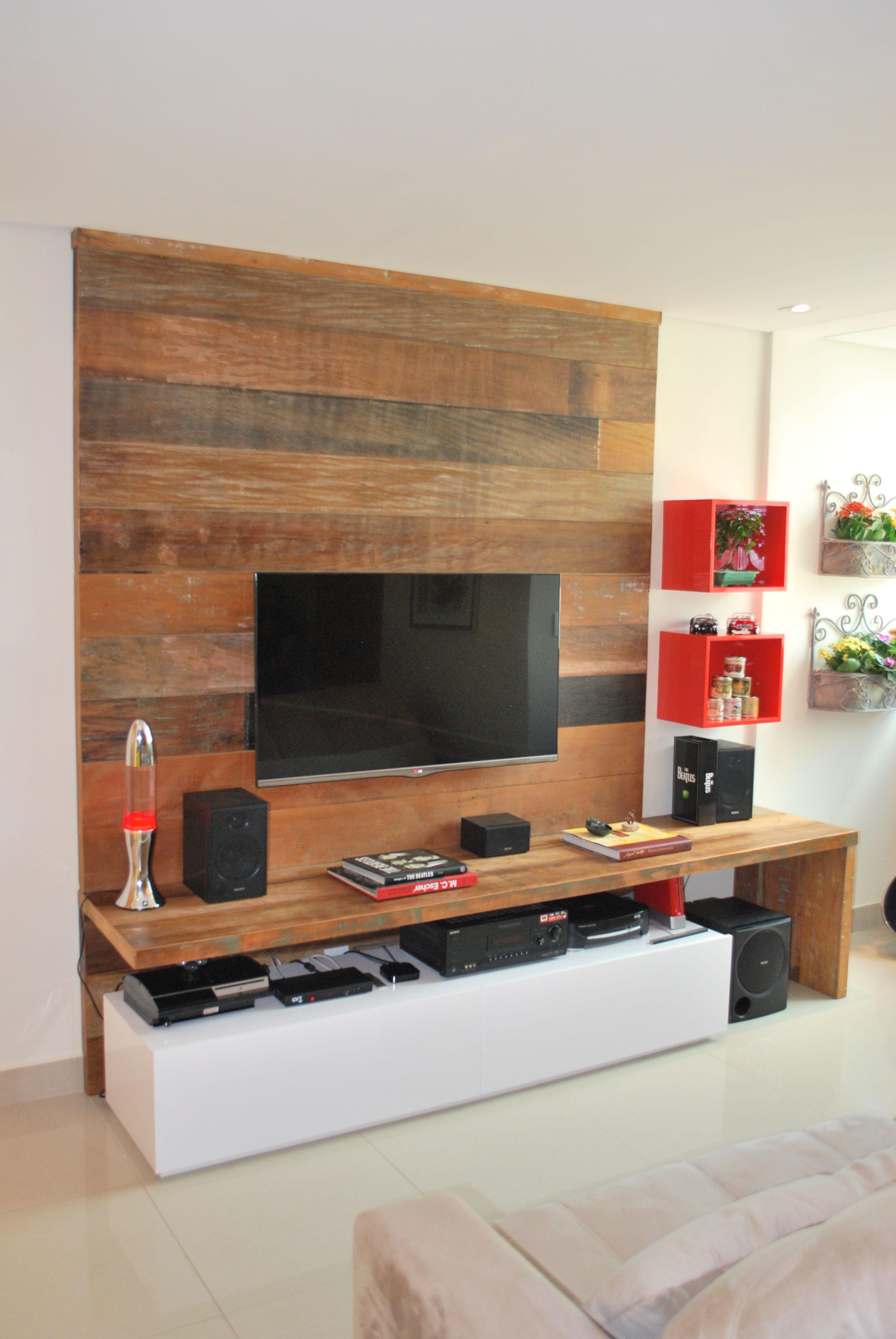 Apartamento Floresta - Amis Arquitetura & Design | Salon | Pinterest ...