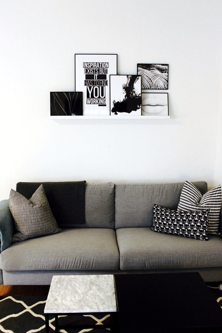 Awesome wall idea by Neumodish http://www.neumodisch.com/wandbord ...