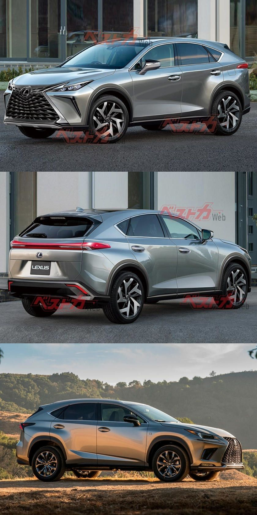 Next Generation Lexus Nx Details Have Arrived And They Re More Interesting Than You Think In 2020 Lexus New Lexus Toyota Venza
