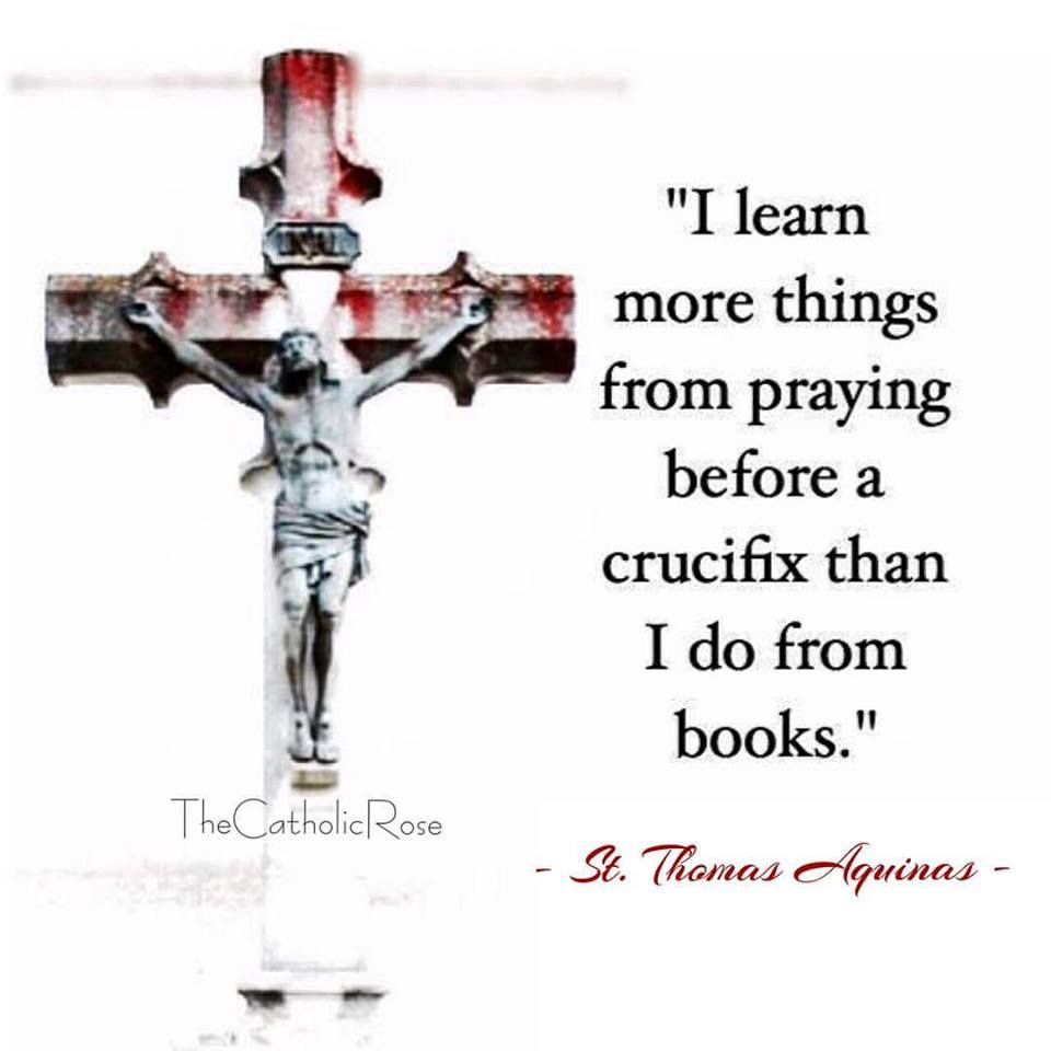 St Thomas Aquinas Saints Quotes Pinterest Thomas Aquinas