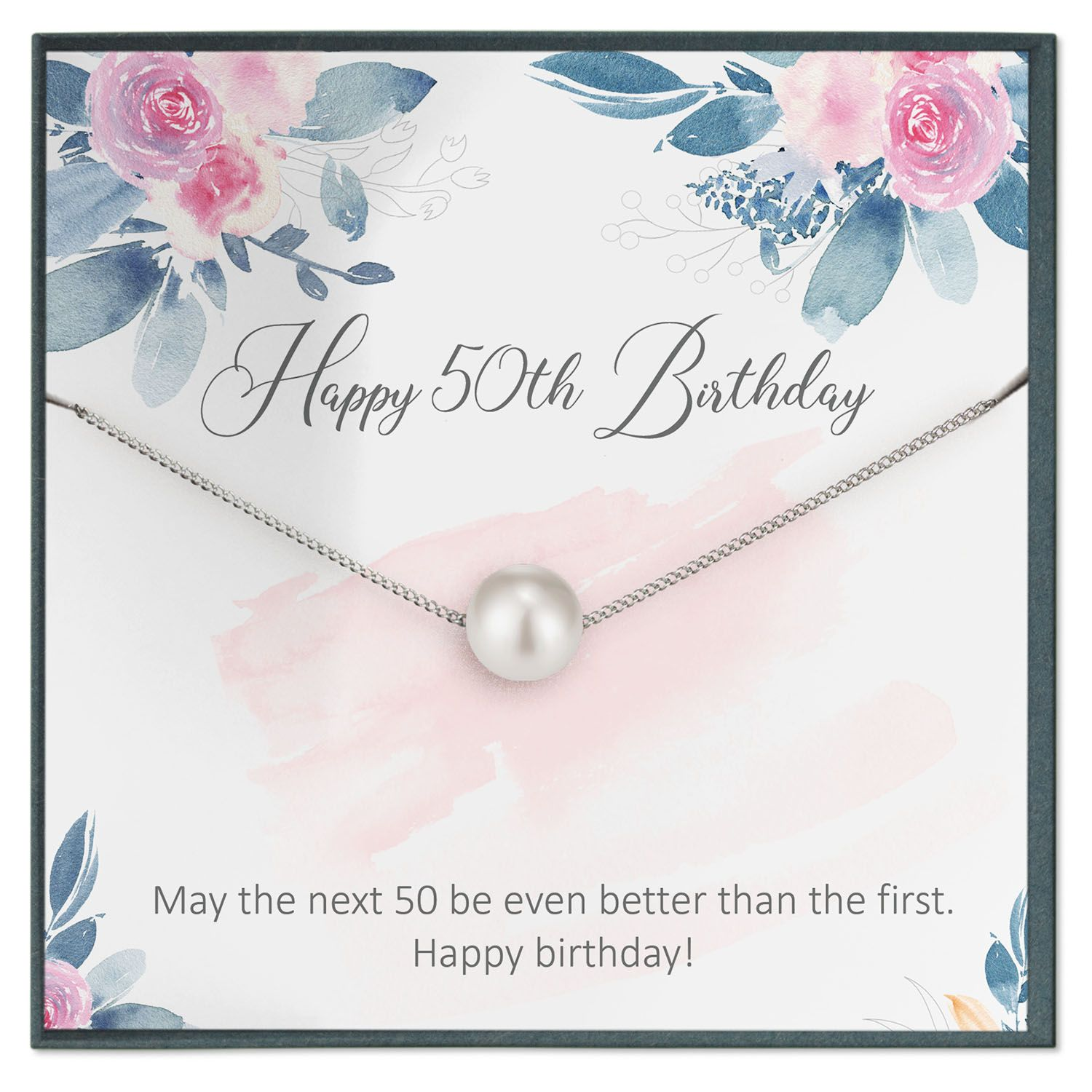 50th birthday gift for women fifty birthday gifts for