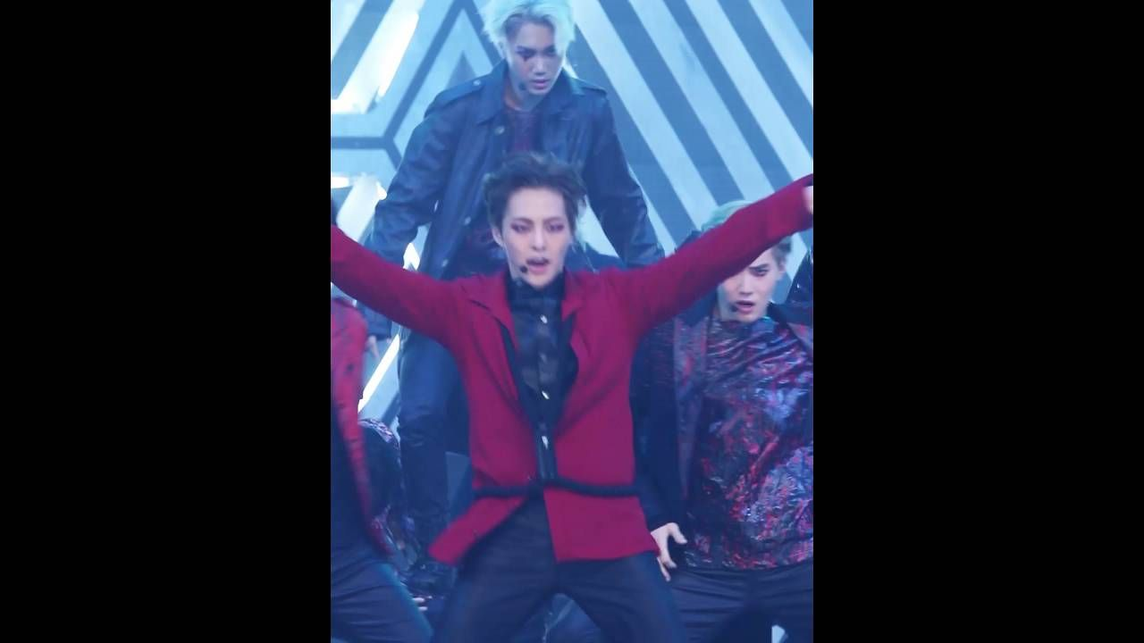 [Music Core K-pop Vertical fancam] EXO Monster KAI