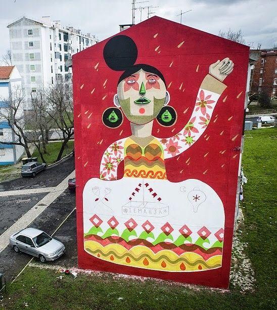 by FINOK in Lisbon, Portugal, January, 2015 (LP)