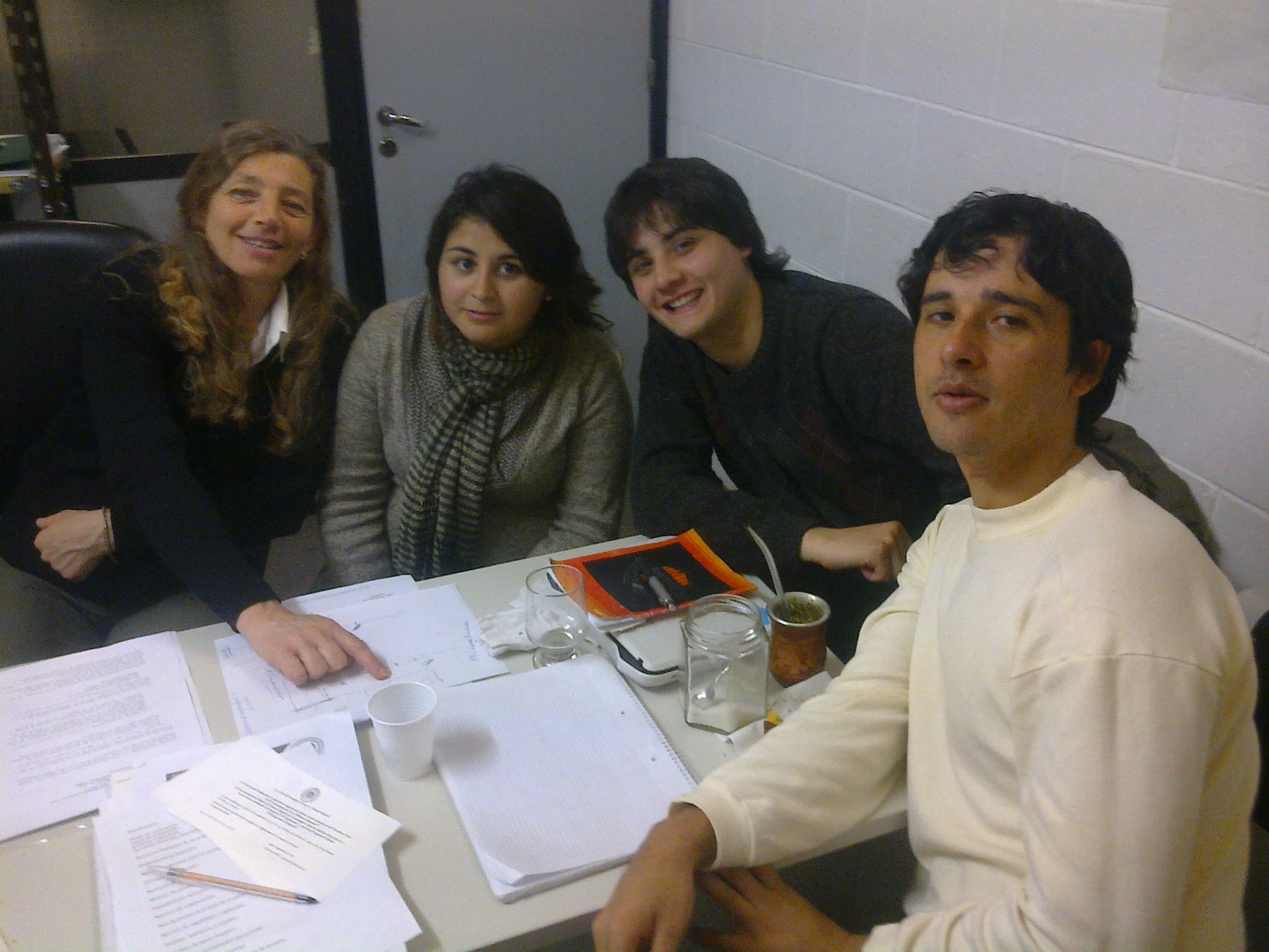 En práticas con Patricia Altuna | PRÁCTICAS PROFESIONALES ...