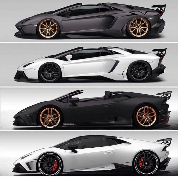 Italian Stallions With Images Best Luxury Cars