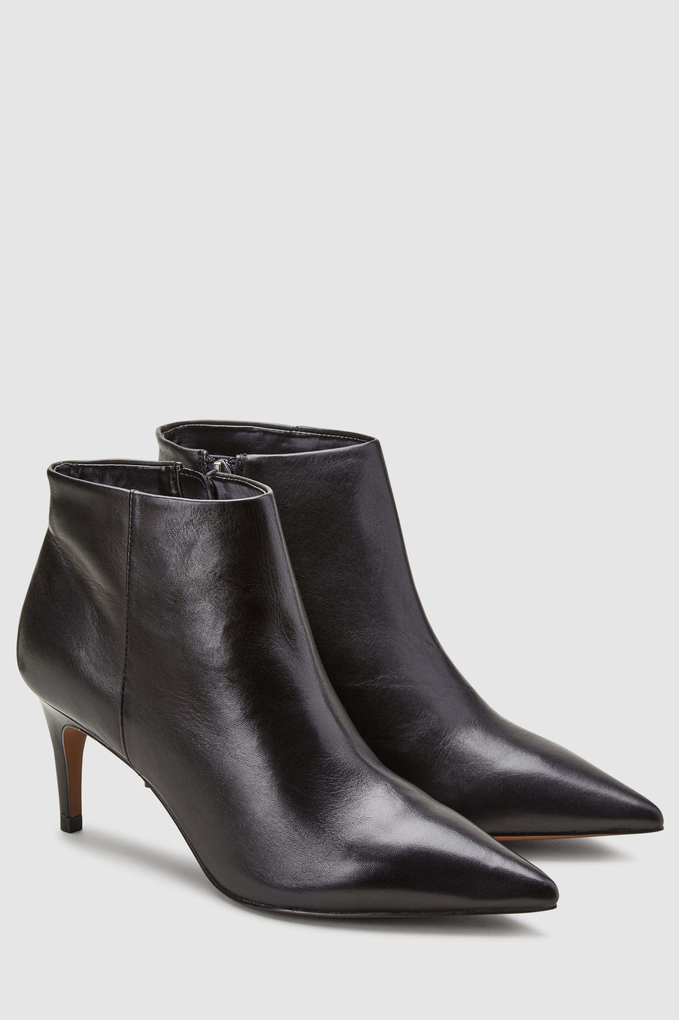 8619e9e3f7e Womens Next Neutral Forever Comfort Leather Shoe Boots - Nude ...