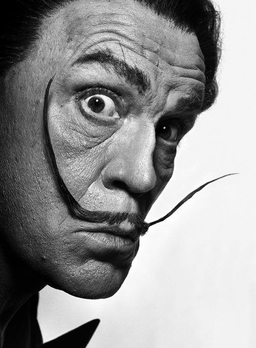 Philippe Halsman / Salvador Dalí (1954), 2014 http://www.sandrofilm.com/