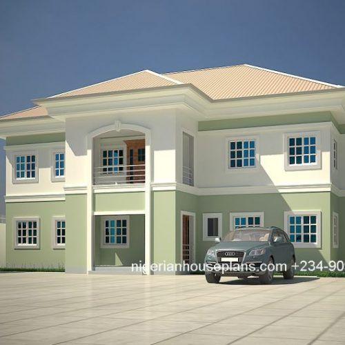 Beautiful Houseexterior Designs: 5 Bedroom Duplex (Ref: 5013) In 2020