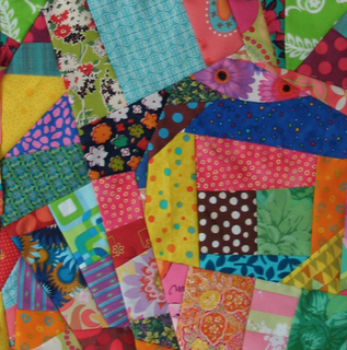 15 minute crazy blocks for quilts THIS IS A MUST MAKE...SO EASY ... : how to make crazy quilt - Adamdwight.com