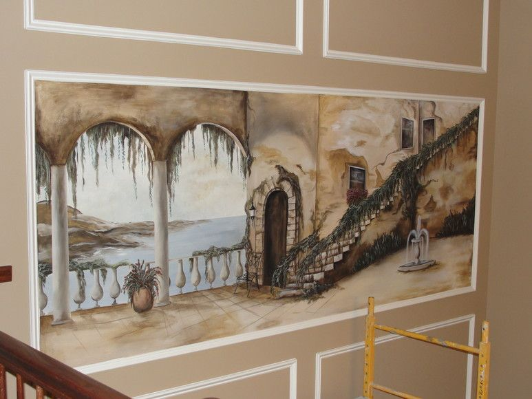 faux finishes, Kellies Creations Jackson, NJ murals