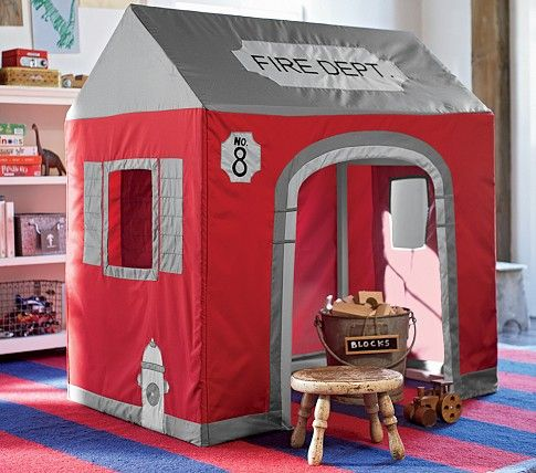 Firehouse Playhouse Pottery Barn Kids Too Much Money But So