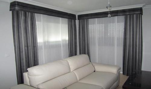 Con caidas sliding panels ii paneles japoneses - Cortinas para miradores ...