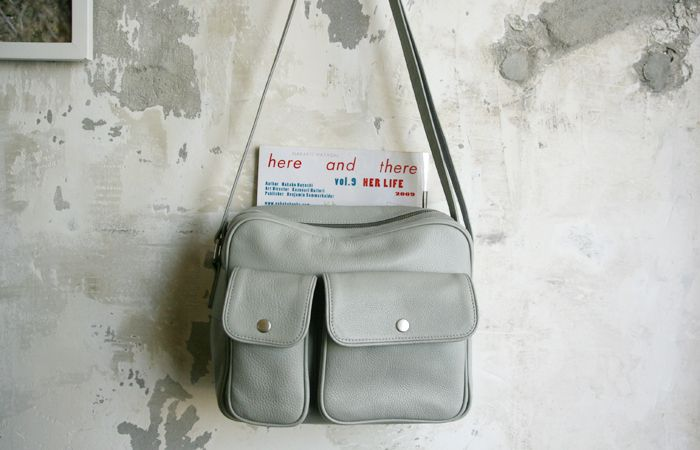 thanks to sally shim i'm in love with mmmg.net and this bag [which i have no idea what it costs in US dollars]