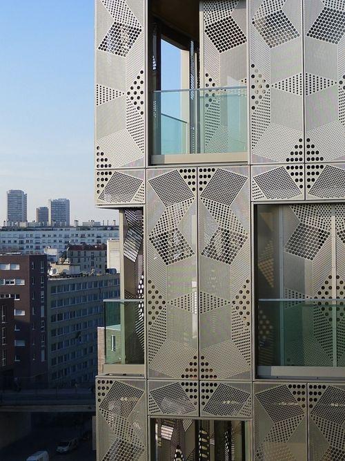 M9d4 Apartments Architectures Anne D 233 Mians Stainless