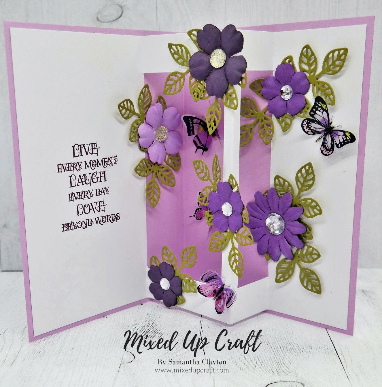 Inside Pop Up Card Pop Up Cards Birthday Card Design Diy Birthday Card Pop Up