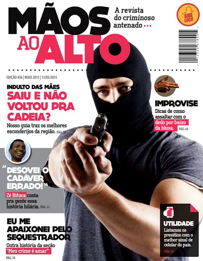 Revista Kibe Loco (Parte 22)
