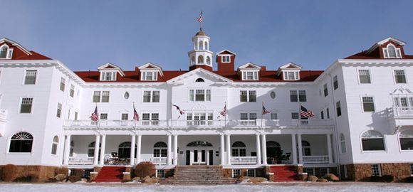 The Stanley Hotel Estes Park Colorado Made Famous By The Movie