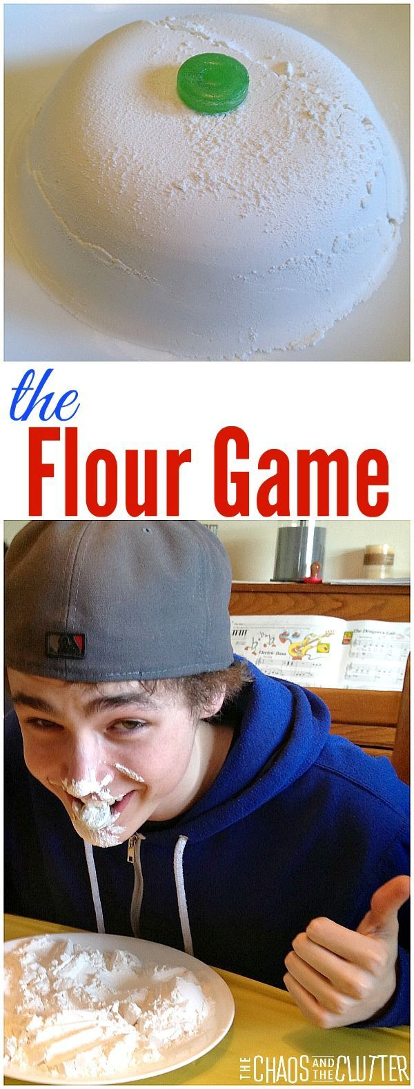 The Flour Game   Large group games for teens, Youth games, Youth group events