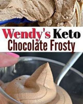 @deana5 posted to Instagram: Make This Wendy's Inspired Keto Chocolate Frosty - Hip2Keto #chocolatefrosty @deana5 posted to Instagram: Make This Wendy's Inspired Keto Chocolate Frosty - Hip2Keto #chocolatefrosty