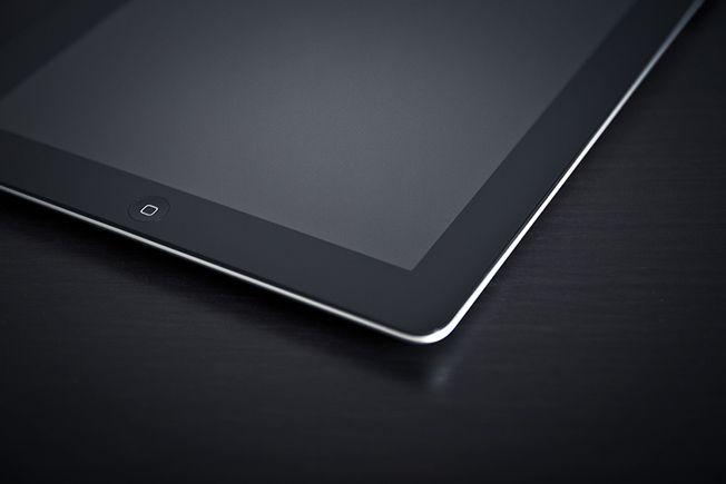 Look of iPad2