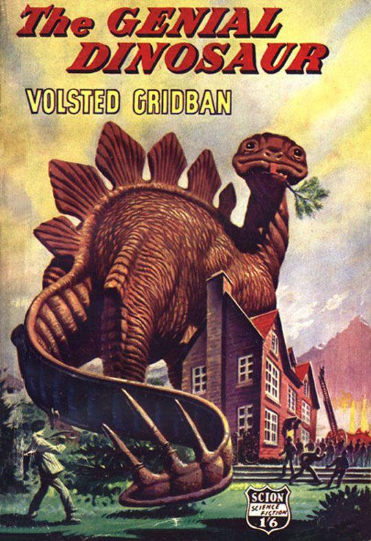 The Genial Dinosaur - Volsted Gridban