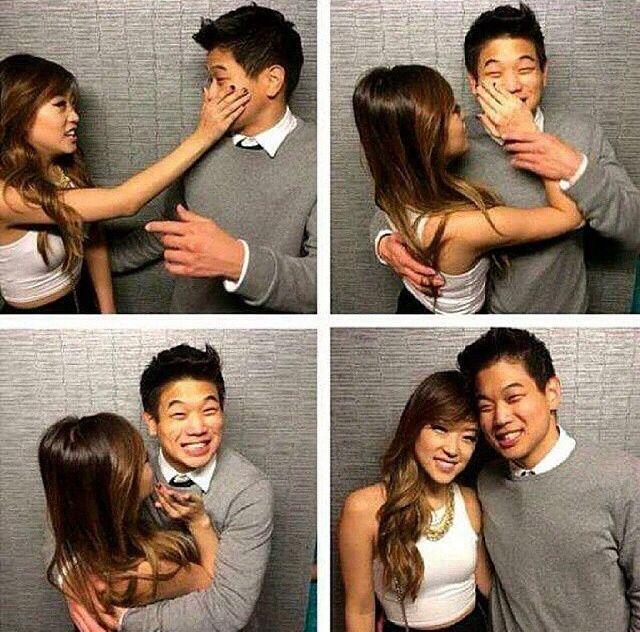 ki hong lee and his girlfriend so sweet x ki hong lee
