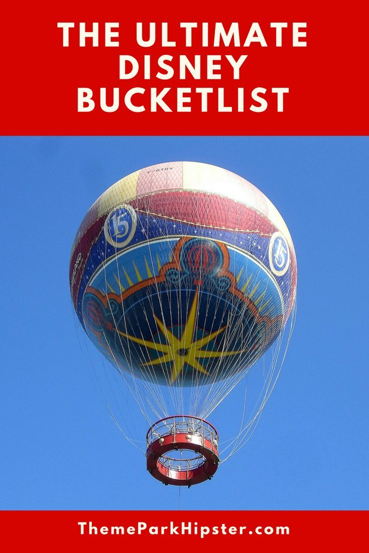 The Ultimate Disney Bucket List (Episode 3)