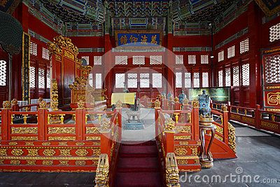Chinese Palace Interior Chinese Palace Palace Interior Chinese Building