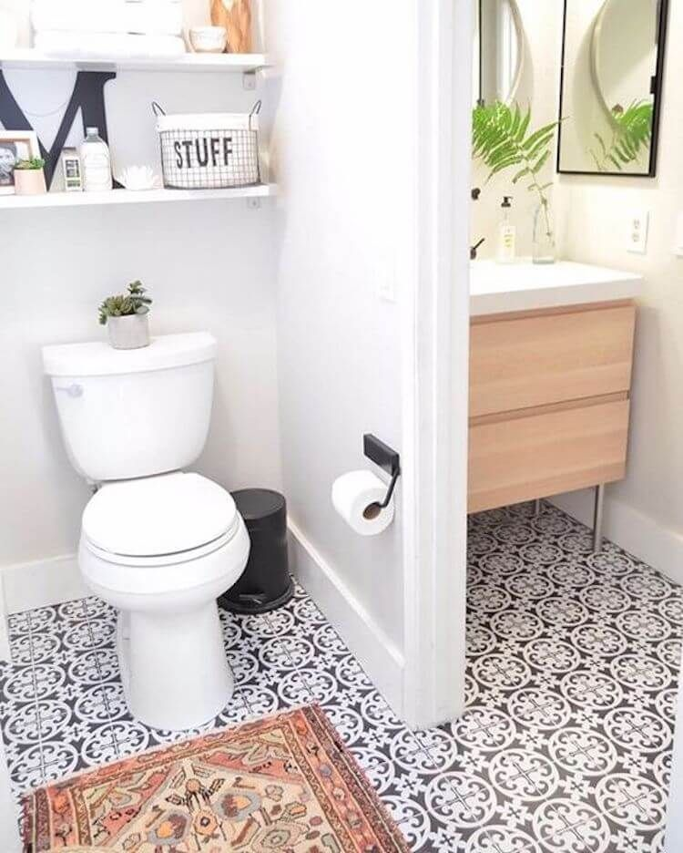 8 baños pequeños inspiradores | Baño pequeño, Ideas para baños ...