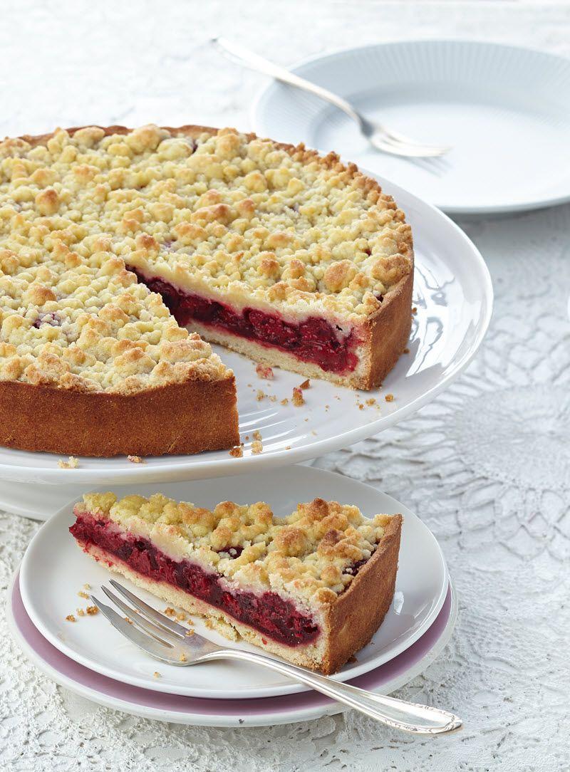 Kirsch Streusel Kuchen Rezept Streusel Kuchen Kuchen Und Torten Rezepte Kirschstreusel