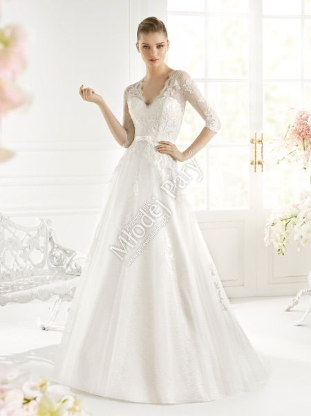 Suknia ślubna Avenue Diagonal Model Galila Salon Sukien Loretta