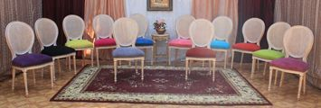Nayar Fr Fabricant Sieges De Style Specialise Dans Les Chaises